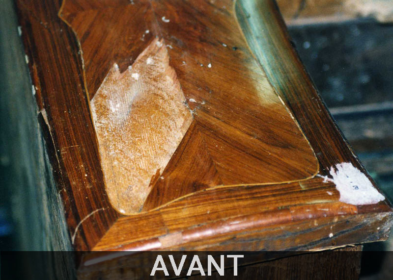 restauration de meubles et mobiliers anciens